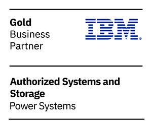 IBM Gold Business Partner Power Systems