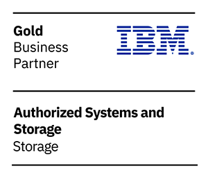 IBM Gold Business Partner Storage